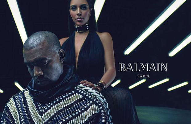 Kim-Kardashian-et-Kanye-West-prennent-la-pose-pour-la-nouvelle-campagne-de-Balmain (1)