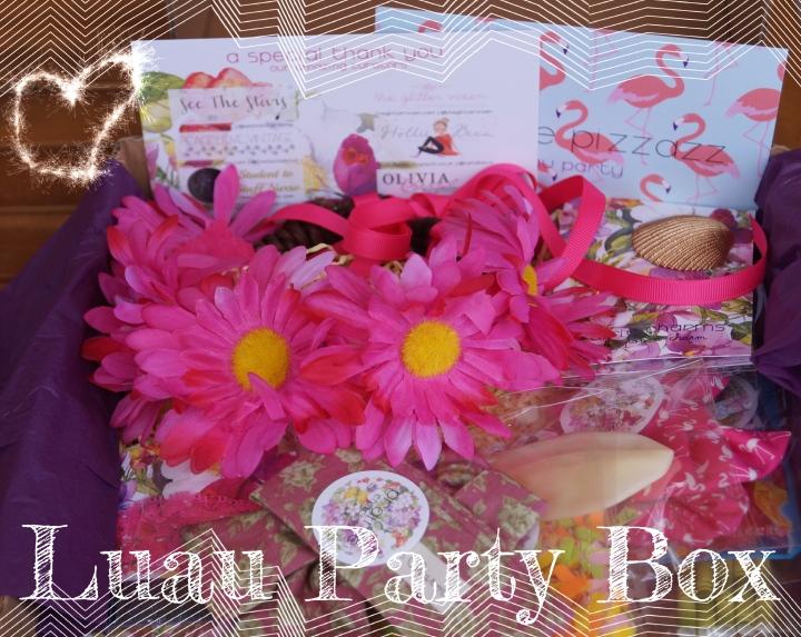 ♡ Ma première Prairie Pizzazz box: Edition Luau Party♡