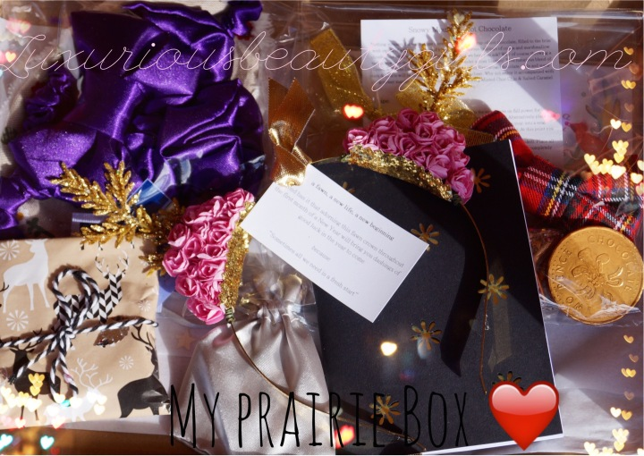 ♡ Ma nouvelle Prairie Box: Enchanted edition ♡