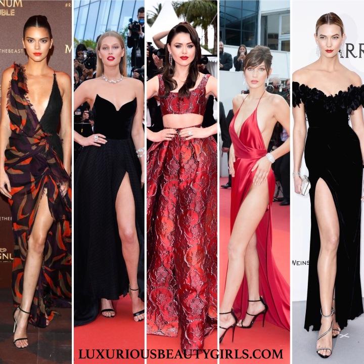 Les meilleurs looks du Festival de Cannes2016