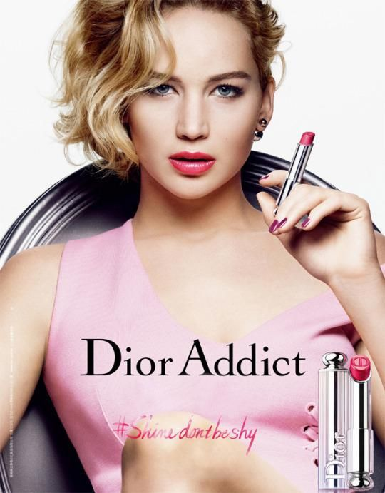 Le nouveau visage de Dior