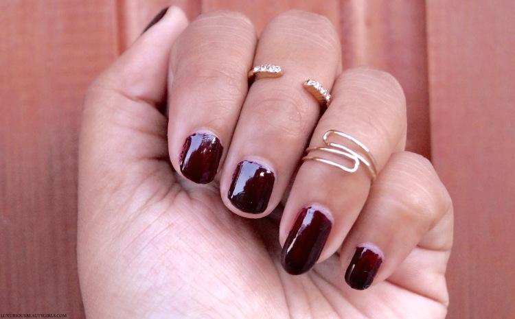 Dior Nail Polish Nail Lacquer