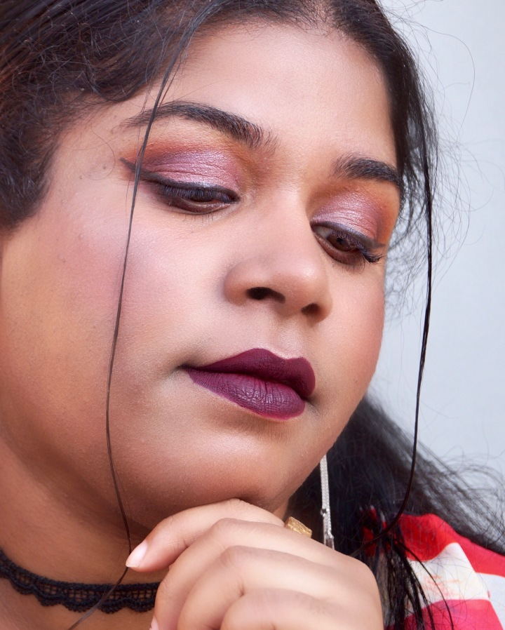 Fall Glam Makeup