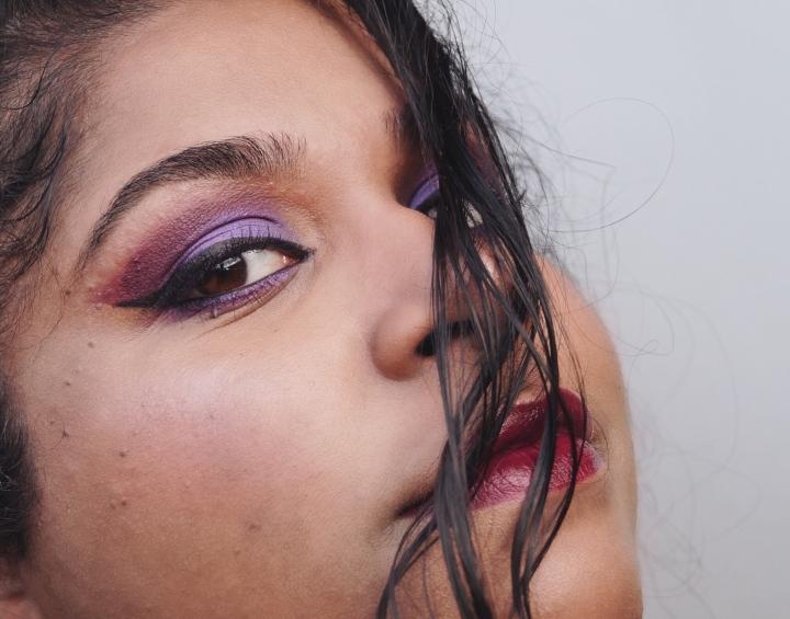 Purple Metallic Glam | MakeupTutorial