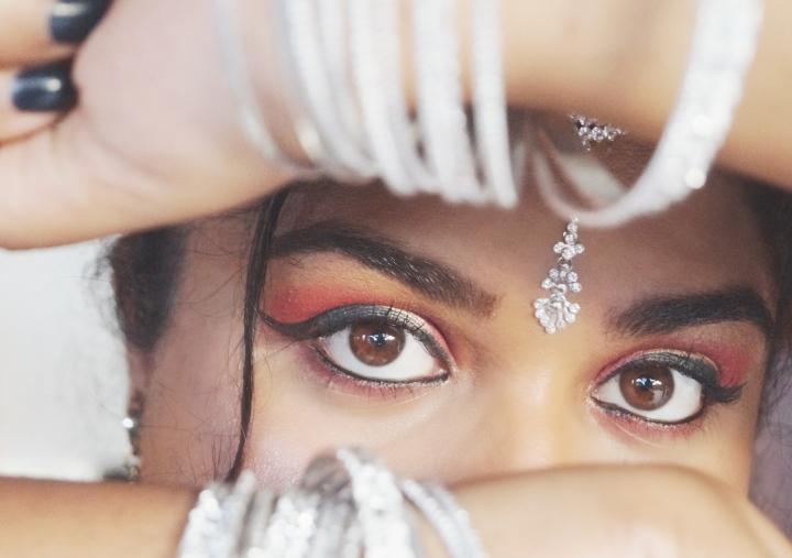 INDIAN BOLLYWOOD | MAKEUP LOOKTUTORIAL