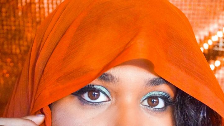EID MAKEUP LOOK + SAFARI DREAMS PALETTE FIRST IMPRESSION | MAKEUPTUTORIAL