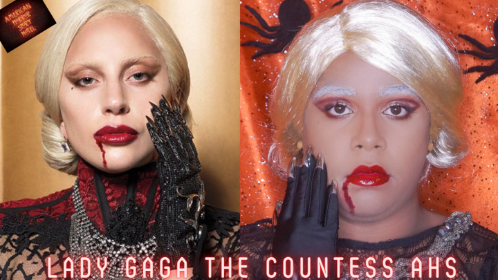LADY GAGA THE COUNTESS (AMERICAN HORROR STORY) MAKEUP⎥MAKEUP TUTORIAL